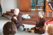 Dharma Talk at Day of Mindfulness, MPG of Annapolis