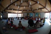 Sitting Meditation at Day of Mindfulness, MPG of Annapolis